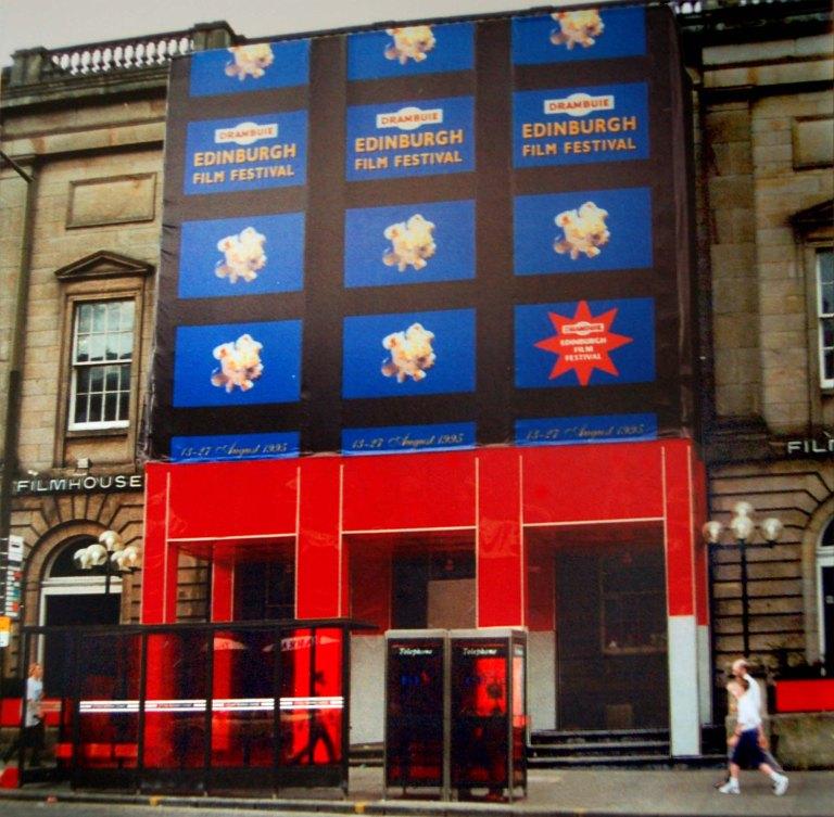 Wendy Hardie Pop Up 'Fruit Machine' Edinburgh International Film Festival