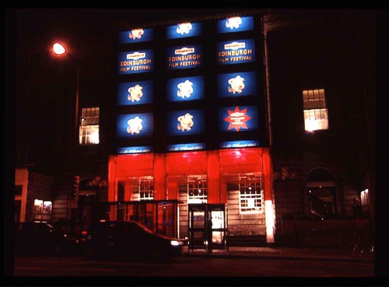 Wendy Hardie 'Fruit Machine' Edinburgh International Film Festival- Pop Up 1995 e